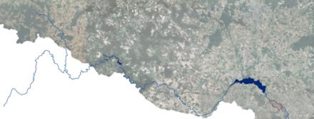 Vodní prvky říční krajiny